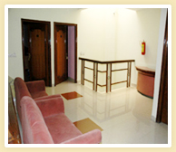 Reception room, Available for clients of hotel
